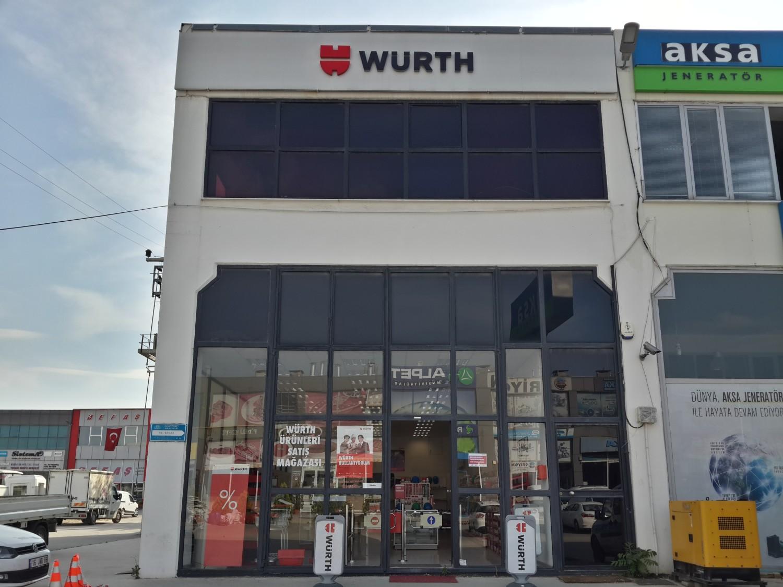 Wurth Aktif Marketler Wurth